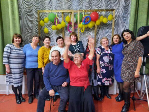 День пожилого человека в Ае